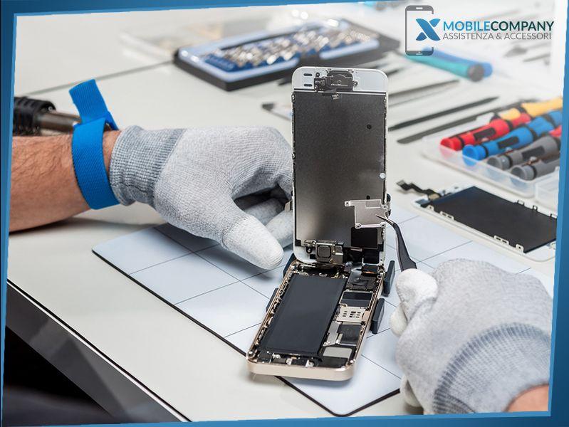 Offerta strumenti laboratorio cellulari - Promozione laboratorio centro di telefonia - X-Mobile