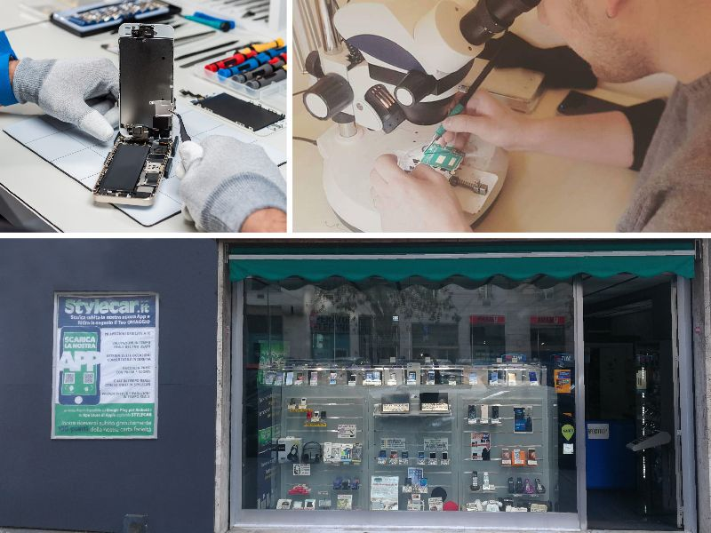 Offerta Riparazione Display Samsung Huawei - Promozione sconto riparazione samsung huawei