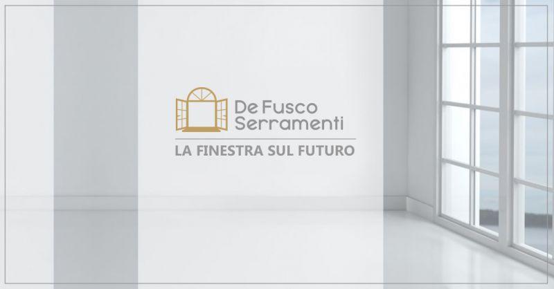 Offerta vendita e produzione infissi porte e finestre a Caianello e provincia - De Fusco