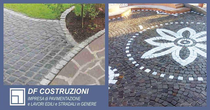 offerta pavimentazione stradale - realizzazione piazze marciapiedi emilia romagna