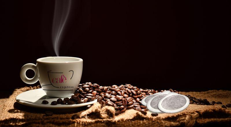 Cafe Express Srl offerta cialde per caffe - occasione distrribuzione cialde caffe Vittoria