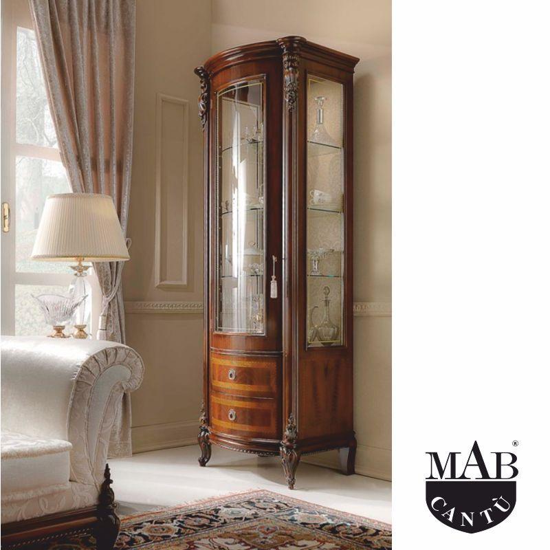 offerta vetrina collezione ducale mab como - promozione arredamento classico mab como