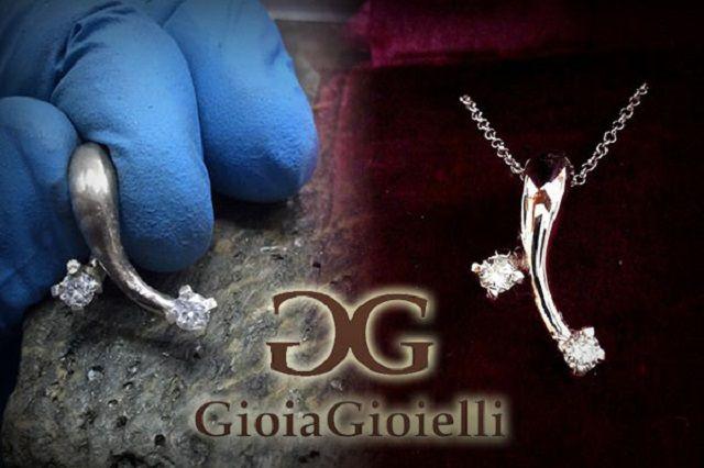 promozione creazione gioielli in oro - offerta realizzazione collane su misura- Gioia gioielli