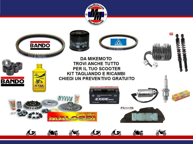 offerta Batterie Scooter genova- occasione  Ricambi Scooter genova - mikemoto