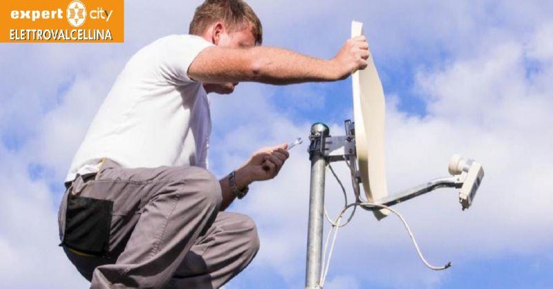 Expert City Elettrovalcellina offerta installazione antenna - occasione impianto terrestre