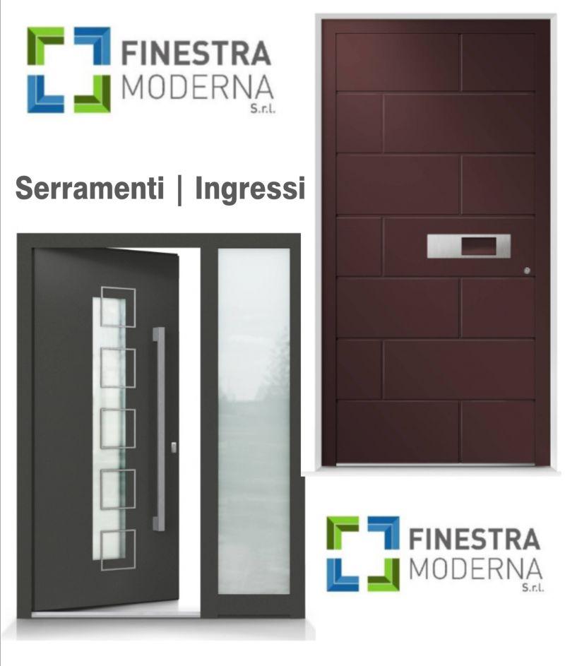 Offerta vendita serramenti in PVC, legno e alluminio pn -  Occasione serramenti pordenone