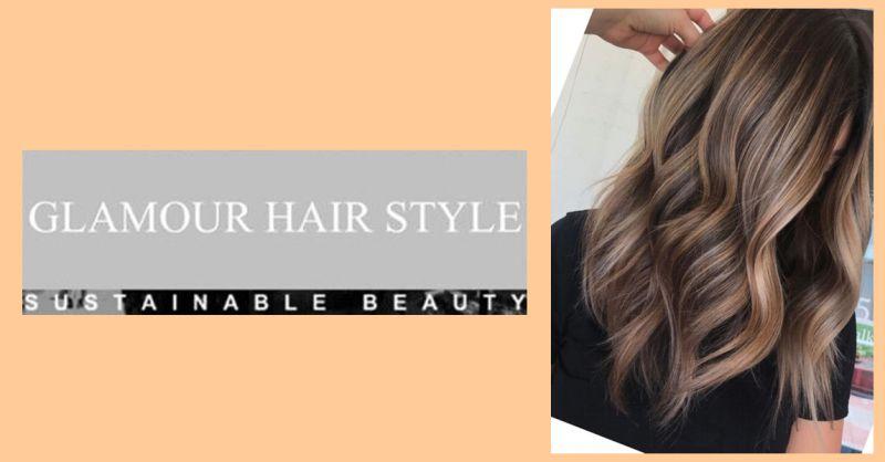 GLAMOUR HAIR STYLE - Offerta pacchetto colore, piega e trattamento Venezia