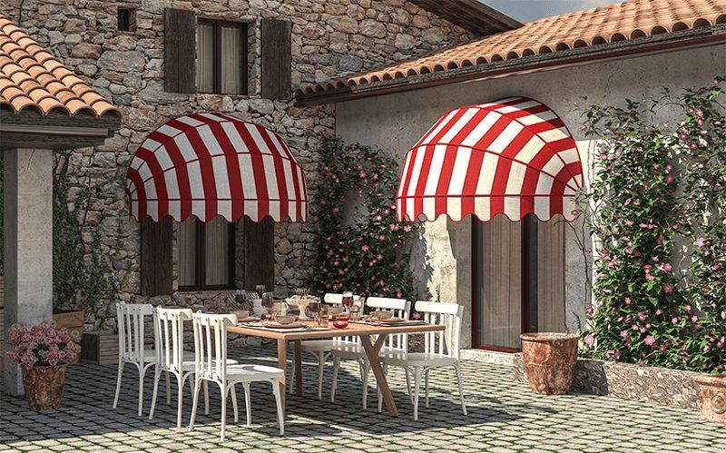 Tende Per Veranda Roma : Offerta realizzazione coperture tende ombreggianti sihappy