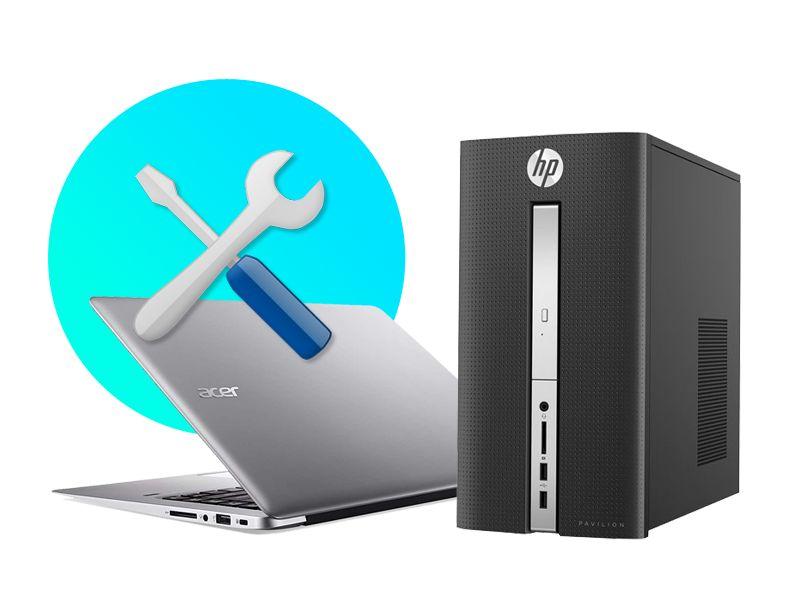 offerta Vendita assistenza riparazione computer - tecnico computer zona prati