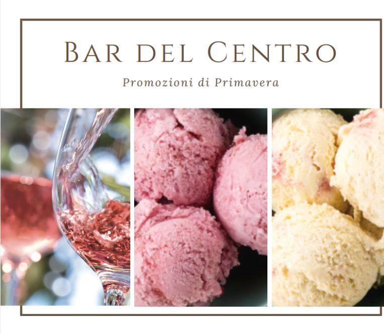 offerta degustazione vino-promozione gelato caffe in omaggio