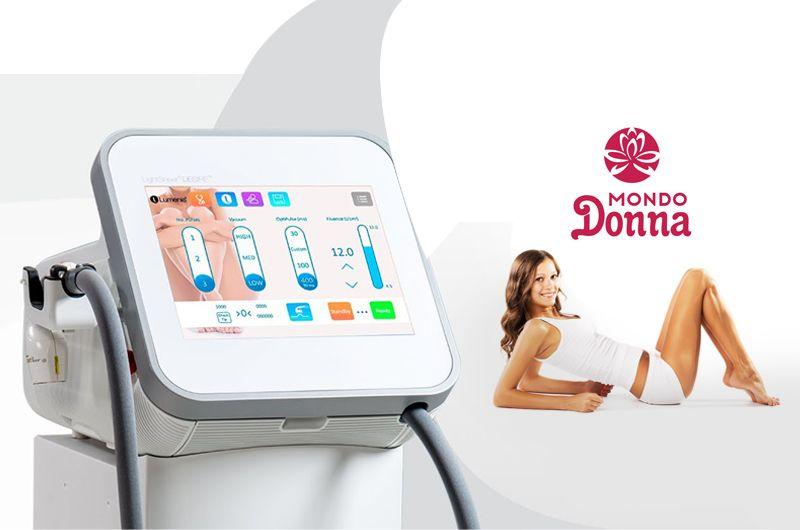 Offerta trattamento professionale epilazione definitiva con laser a diodo - Mondo Donna
