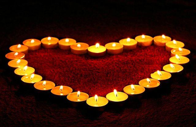 hotel il Poeta offerta cena romantica a lume di candela