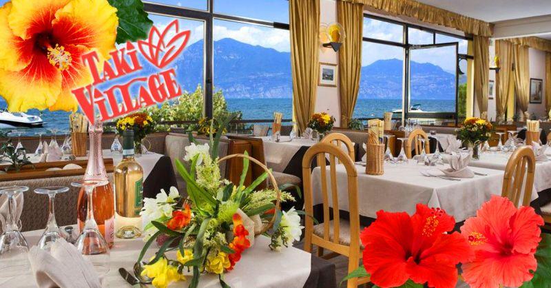 TAKI VILLAGE - Offerta Hotel con campo tennis Lago di Garda - Occasione Winsurf lago di garda