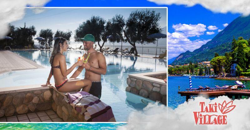 Offerta dormire in hotel sul Lago di Garda con vista lago - Occasione dove dormire a Garda
