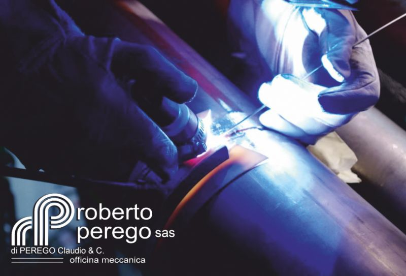 OFFICINA MECCANICA PEREGO offerta saldature a elettrodo rivestito -promozione saldature mig tig
