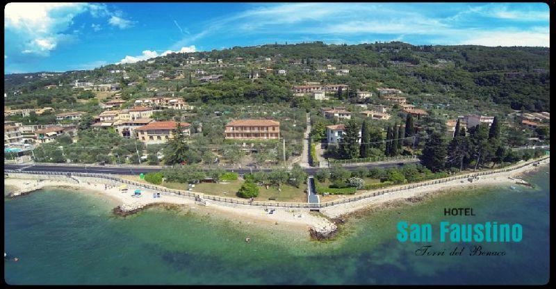 Das Hotel San Faustino - Angebot Gardasee - Urlaub in der Nähe von Gardaland