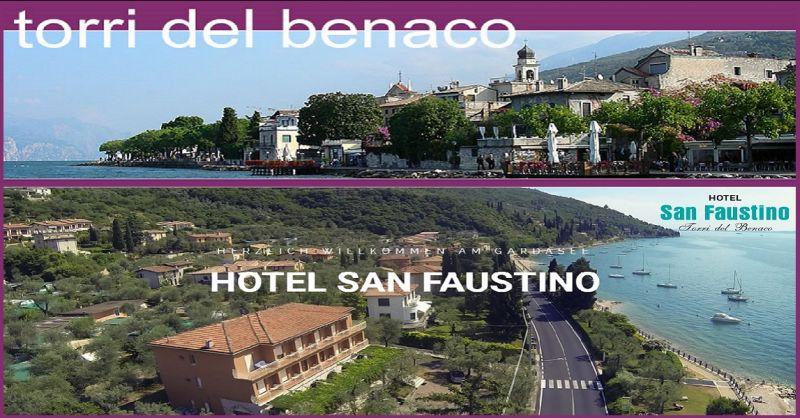 Angebote Hotel San Faustino mit eigenem Parkplatz am Gardasee -Hotel am See in Torri Del Benaco