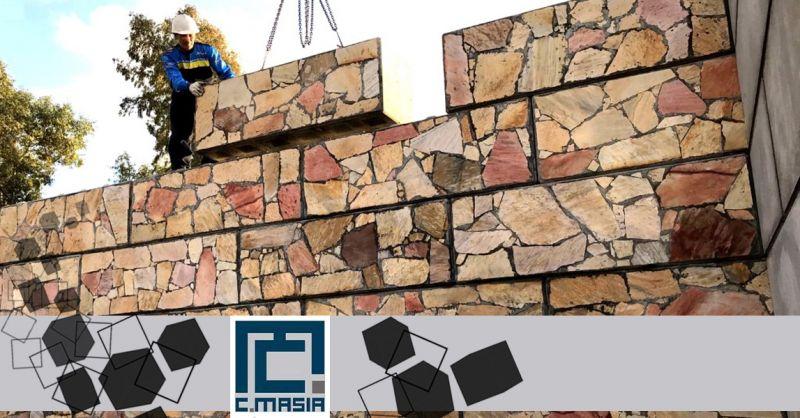 Offerta Muri LEGO autobloccanti per muri di contenimento Oristano