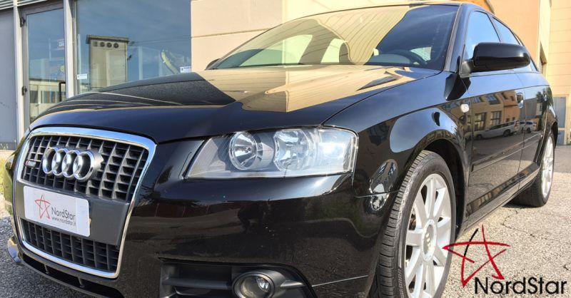 Nord Star offerta Audi A3 modello sline sportback Vicenza - occasione Audi usate a Vicenza
