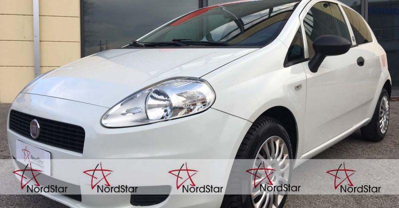 Offerta Fiat punto van 1,3 mjt autocarro usata - Occasione Punto Allestimento VAN AUTOCARRO