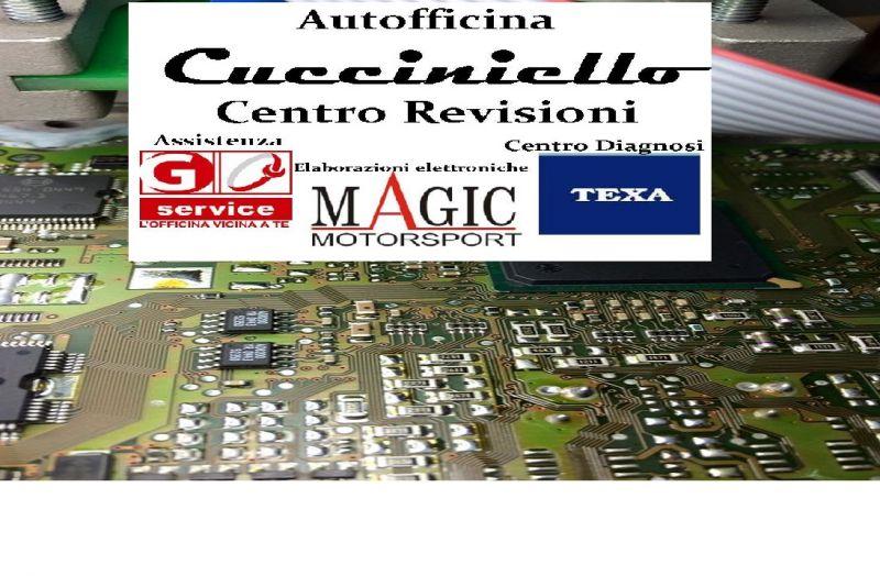 OFFICINA CUCCINIELLO offerta riparazione auto - occasione centraline elettroniche Avellino