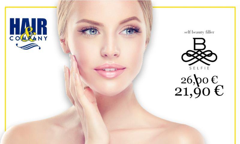 Offerta prodotti antirughe b selfie  bari - promozione self filler antiage cosmetica  polignano