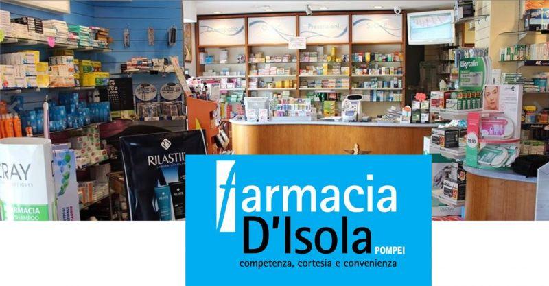offerta farmacia d'isola pompei - promozione  medicinali prodotti sanitari omeopatici  pompei