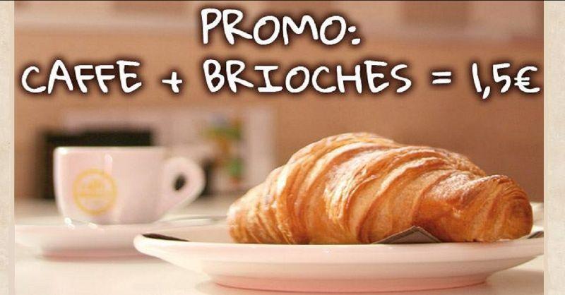 promozione colazione caffe e brioche bar Bovisio - offerta bar pasticceria a Bovisio