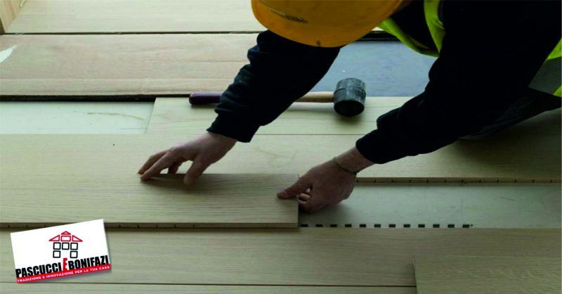 Pascucci e Bonifazi offerta parquet - promozione pavimenti in legno Macerata