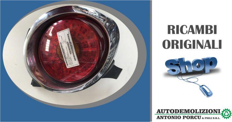 ANTONIO PORCU E FIGLI - offerta fanale posteriore sinistro usato originale Alfa Romeo Mito