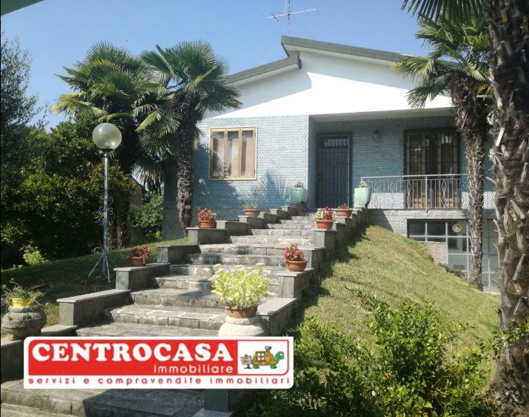 CENTROCASA immobiliare vende villa singola - villa indipendente magenta corbetta