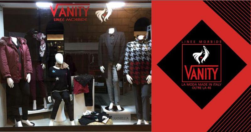 VANITY CURVY STORE DI NUORO - offerta abbigliamento donna taglie comode