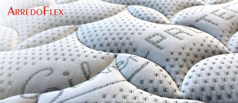 ARREDOFLEX offerta materasso matrimoniale silver protect - promo materasso singolo anallergico