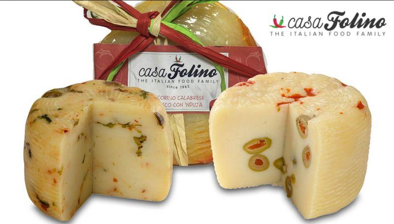 Offerta pecorino calabrese - offerta pecorino alle olive calabria offerta percorino alla nduja