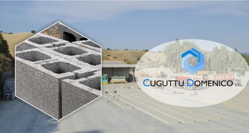 Cuguttu Domenico Benetutti - offerta vendita produzione manufatti cemento armato certificati ce