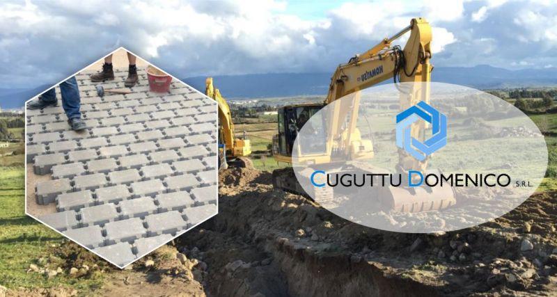 Impresa costruzioni Cuguttu Domenico Benetutti - offerta lavori edili stradali e urbanizzazione