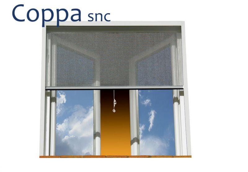 COPPA TENDAGGI offerta montaggio zanzariere palagina - promozione manutenzione zanzariere