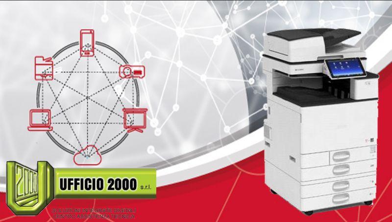 Offerta Multifunzione Colori RICOH IME 2000 bari - Formula Noleggio Tutto Incluso bisceglie