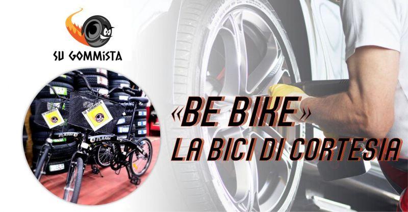 SU GOMMISTA RIOLA SARDO - offerta bici di cortesia