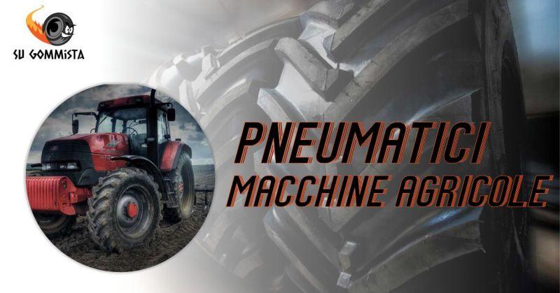 SU GOMMISTA RIOLA SARDO - offerta vendita e assistenza pneumatici macchine agricole