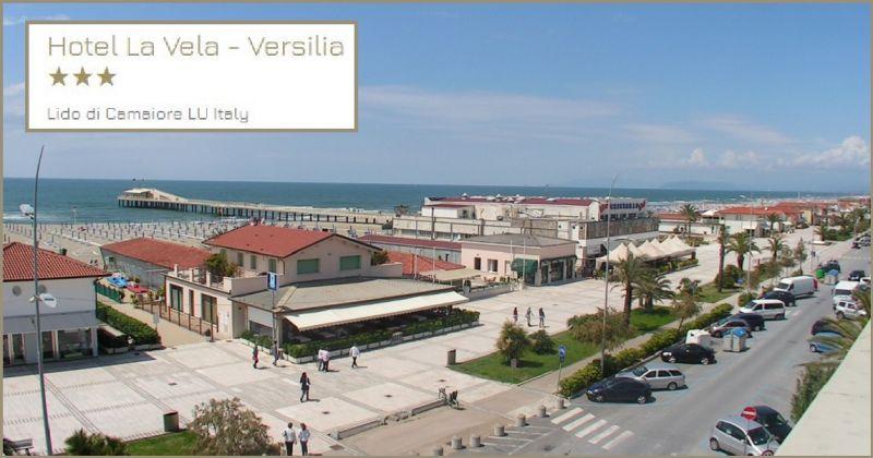 Hotel La Vela Offerta vacanza relax fronte mare - Promozione cibo casalingo ambiente familiare