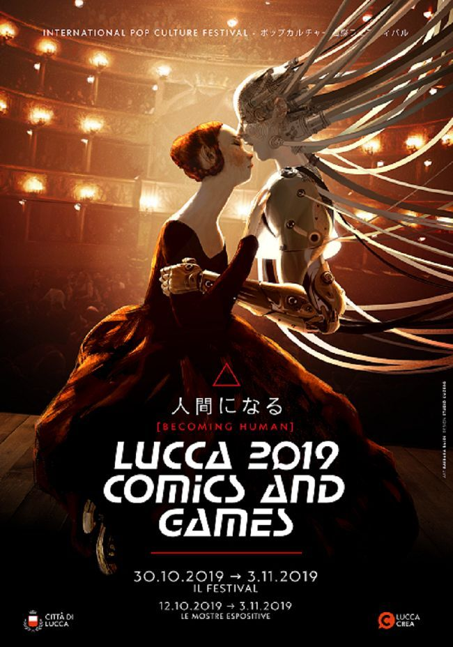 Hotel La Vela Versilia - Ãœbernachtungsangebot LUCCA COMICS & GAMES 2019