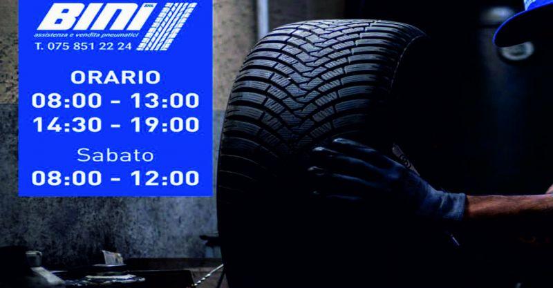 Bini Gomme offerta vendita pneumatici invernali San Sepolcro - occasione pneumatici Monterchi