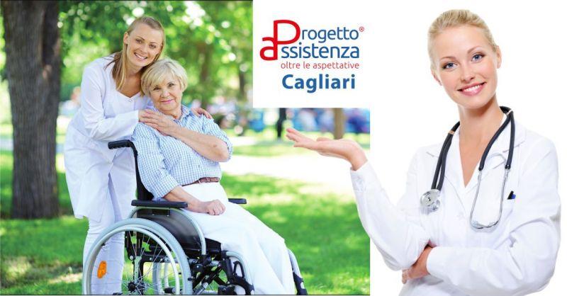 Progetto assistenza Cagliari - offerta servizi domiciliari persone anziane non autosufficienti