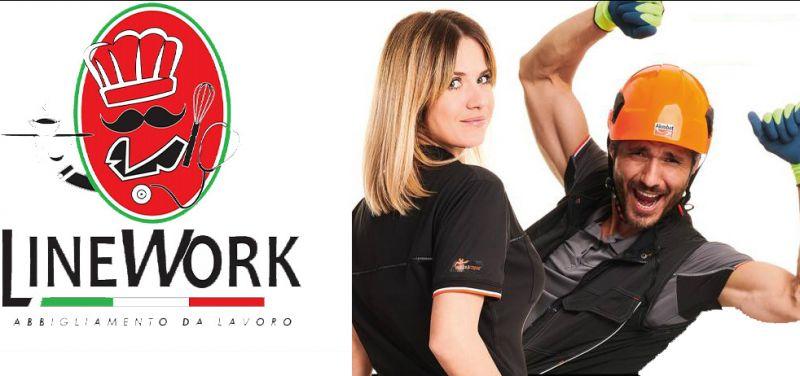 Line work offerta abiti da lavoro - occasione abbigliamento lavoro Napoli