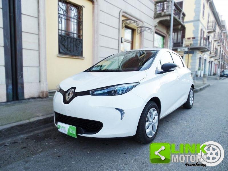 OFFERTA Renault ZOE, R75 LIFE - 43,00 kw-75 CV - OCCASIONE VENDITA AUTO NOVARA