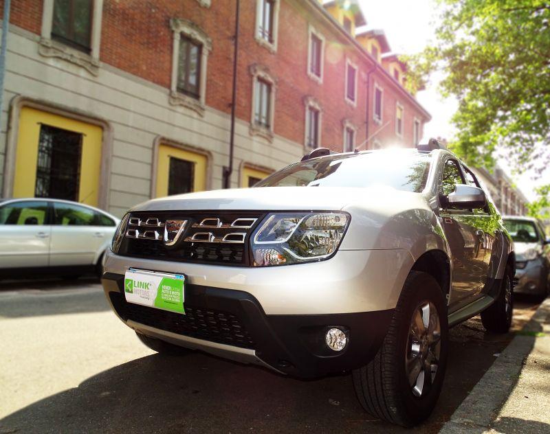 offerta Dacia Duster 1.5 DCI 4X2 LA Gazzetta dello Sport - occasione auto usata novara
