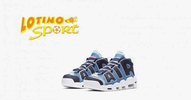 offerta scarpa nike uptempo giugliano Campania - occasione sneaker basket  giugliano Campania
