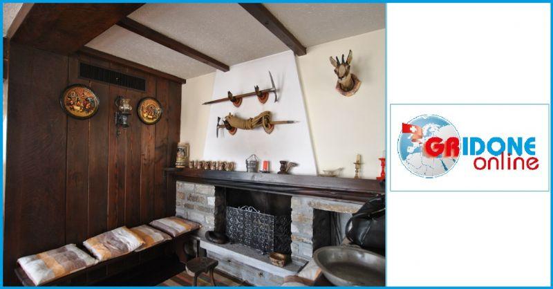GRIDONE IMMOBILIARE - Verkaufsangebot einer Villa mitten im Grünen in Verbano, im VIGEZZO TAL