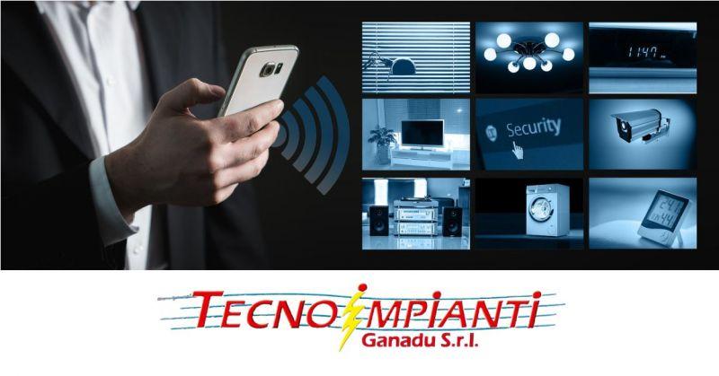 Tecno Impianti  -  offerta installazione impianti Anti Intrusione e sistemi di sicurezza Bentel